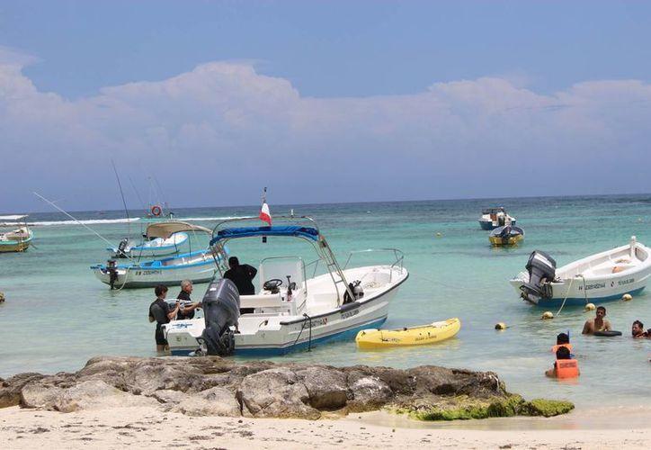 En toda el área debe ser aplicada la protección para evitar también la pesca furtiva. (Sara Cauich/ SIPSE)