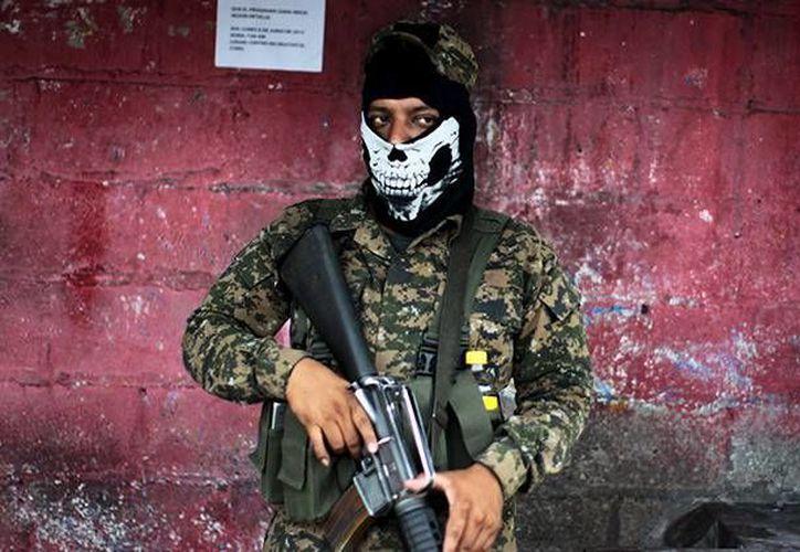 Hasta el momento se desconoce la cifra de pandilleros muertos por la ola de violencia que vive El Salvador. (RT)