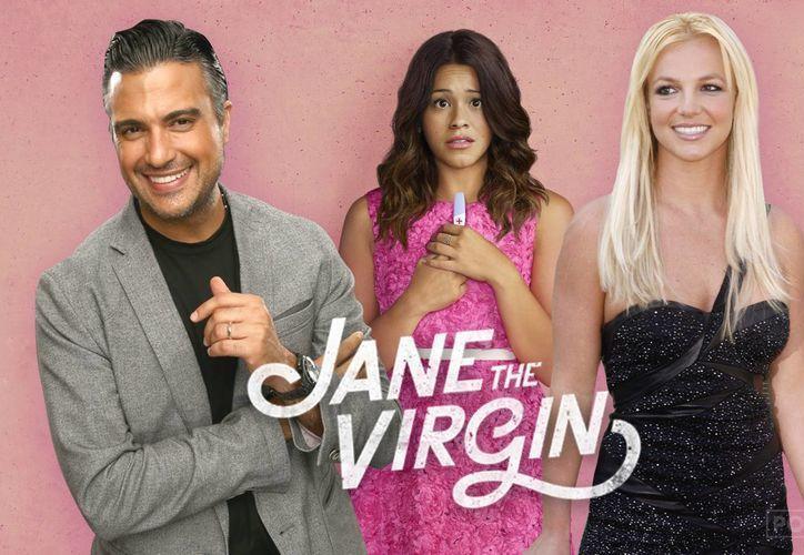 Jaime Camil actuará con Britney Spears en la serie 'Jane the Virgin'. (posta.com.mx)