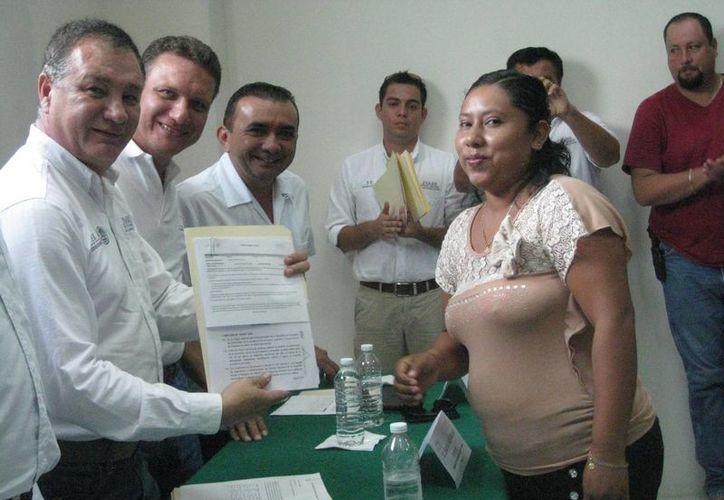 Los recursos fueron destinados para diversos proyectos. (Javier Ortiz/SIPSE)