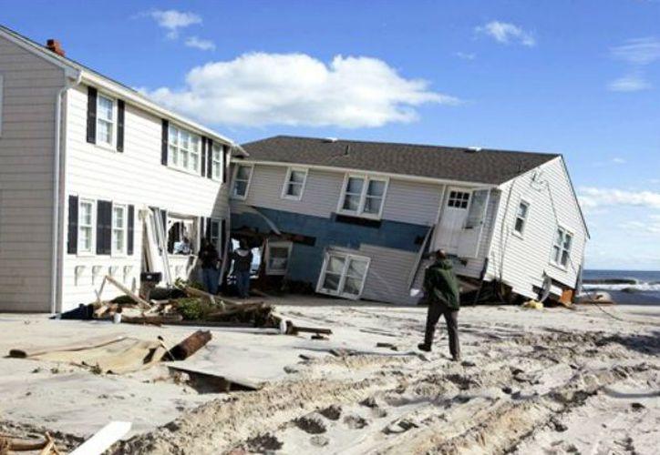 A unas semanas de afectación, 'Sandy' sigue generando problemas a los neoyorkinos. (Agencias)