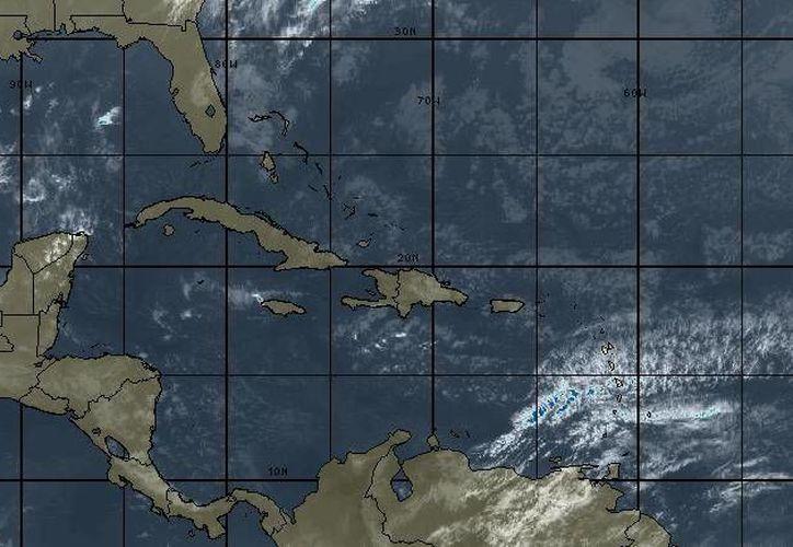 En Chetumal se espera cielo parcialmente nublado. (Intellicast)