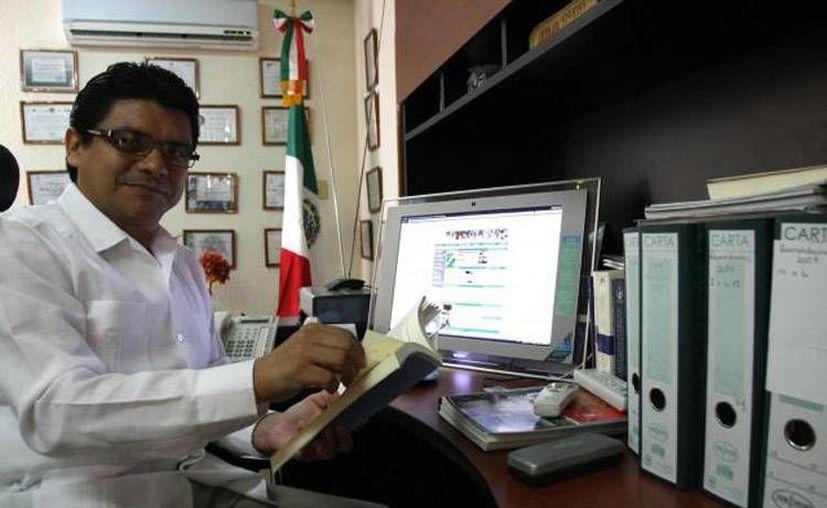 Jorge Victoria Maldonado, presidente de la Comisión de Derechos Humanos del Estado de Yucatán. (Archivo/SIPSE)