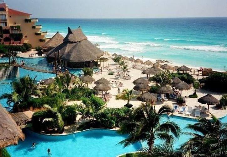 Cancún fue electo como el destino favorito para vacacionar entre los mexicanos, según una encuesta. (yucatan.com.mx)