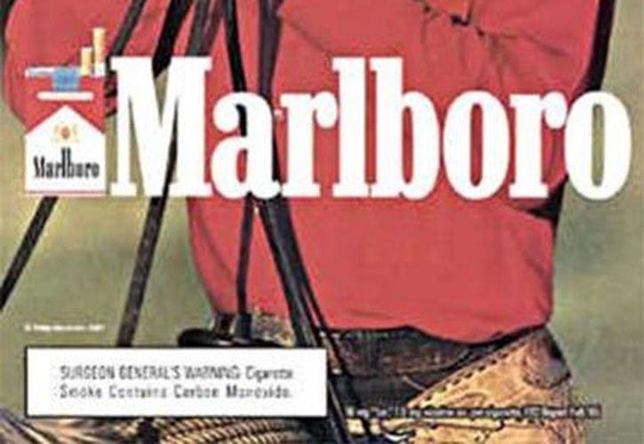El hombre Marlboro en la década de los 70 falleció el pasado 10 de enero en su casa (Milenio)