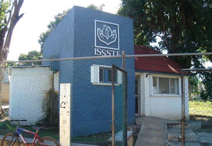 El proyecto de remodelación de la clínica quedó a la deriva. (Archivo/SIPSE)