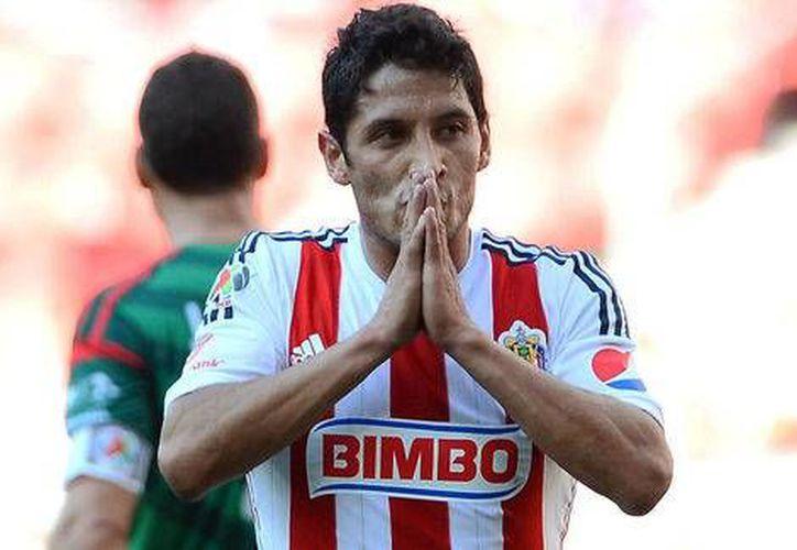 Ángel Reyna no fue adquirido en el Draft de la liga MX, a pesar de tener varios pretendientes.El delantero sigue a la espera de su futuro en el futbol mexicano.(Notimex)