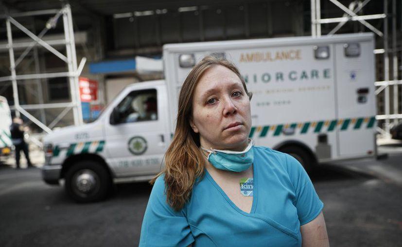 En EEUU, hay aproximadamente 200 mil casos de coronavirus, mientras que en México no llegan todavía a 1,500. (Foto: AP).