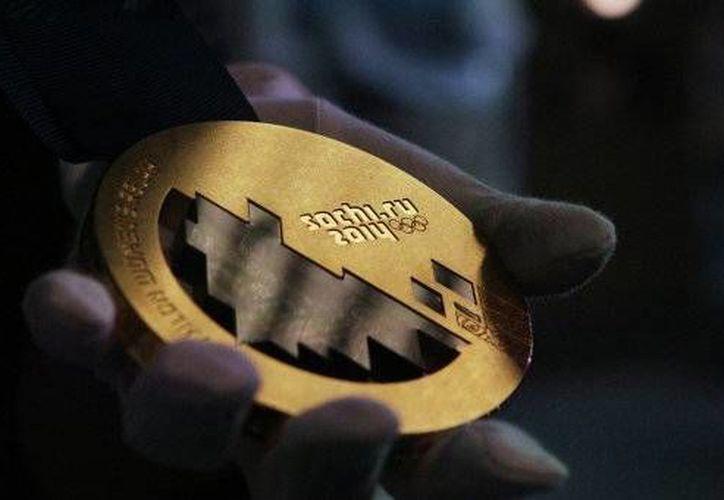 Las medallas de Sochi serán las más grandes de la historia. (sp.ria.ru)