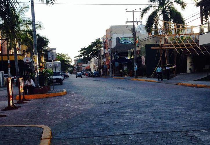 Invertirán alrededor de 30 millones de pesos en la zona turística. (Adrián Barreto/SIPSE)