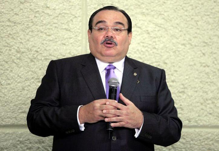 El ex diputado federal Jorge Carlos Ramírez Marín será secretario de la Reforma Agraria. (Agencia Reforma)