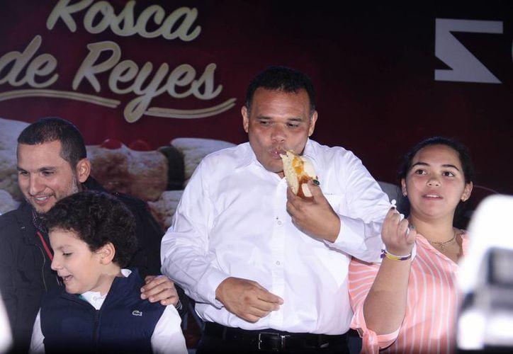 El gobernador Rolando Zapata encabezará dos eventos este miércoles, entre ellos la  Sesión Solemne de Cabildo. (Jorge Acosta/Milenio Novedades)