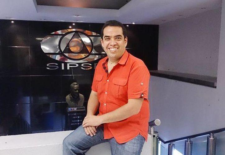 Gustavo Garay, locutor institucional y comercial, ofrecerá un taller. (Milenio Novedades)