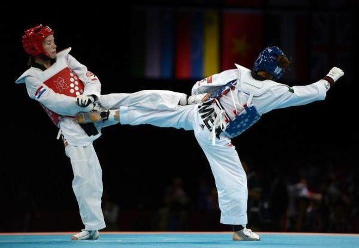 Entre competidores hombres y mujeres México ya suma 14 medallas en el Abierto de Tae kwon do de Las Vegas (fuerza.com.mx/Contexto)