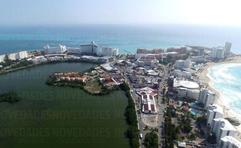 Los diputados expusieron el caso del Parque Nacional de Arrecifes, en Quintana Roo. (Archivo/SIPSE).