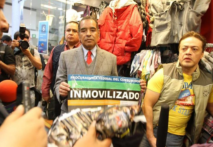 Humberto Benítez, titular de la Profeco. (Archivo/Notimex)