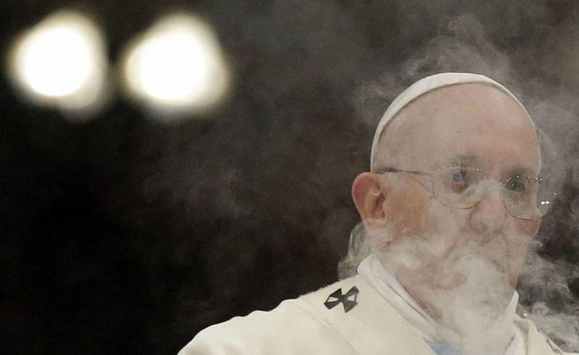 Unos mil yucatecos ya se apuntaron para asistir a los diversos eventos que sostendrá el Papa Francisco con fieles mexicanos, durante su visita a México. La imagen es únicamente ilustrativa. (AP)
