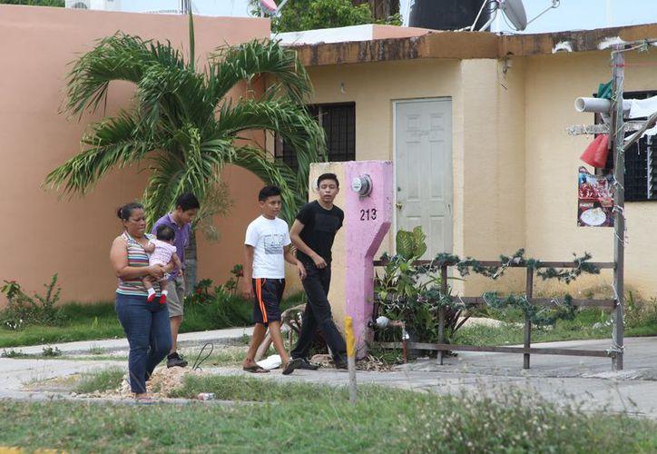 El cemento ha tenido un incremento del 30% desde el año pasado, alcanzando los 150 pesos. (Joel Zamora/SIPSE)