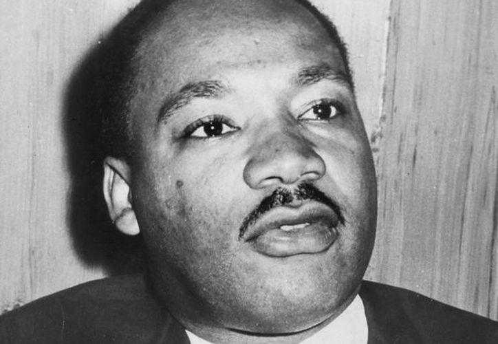 El reverendo Martin Luther King recibió cartas anónimas de un supuesto seguidor decepcionado donde le pedía que se suicidara. En realidad, provenía del FBI. (EFE/Archivo)