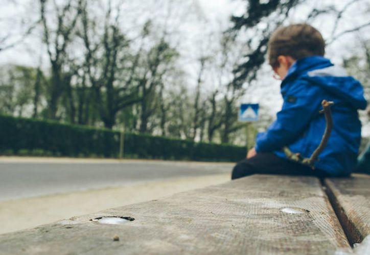 Los gritos tienen efectos negativos en las y los niños. (Excélsior)