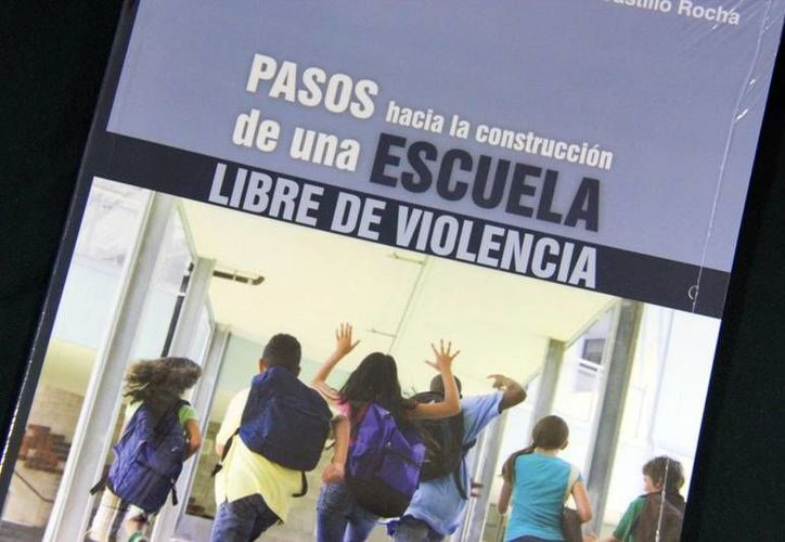 El programa Cuenta Conmigo de la Segey cuenta incluso con libros de texto para orientar a los estudiantes de secundaria. (SIPSE)