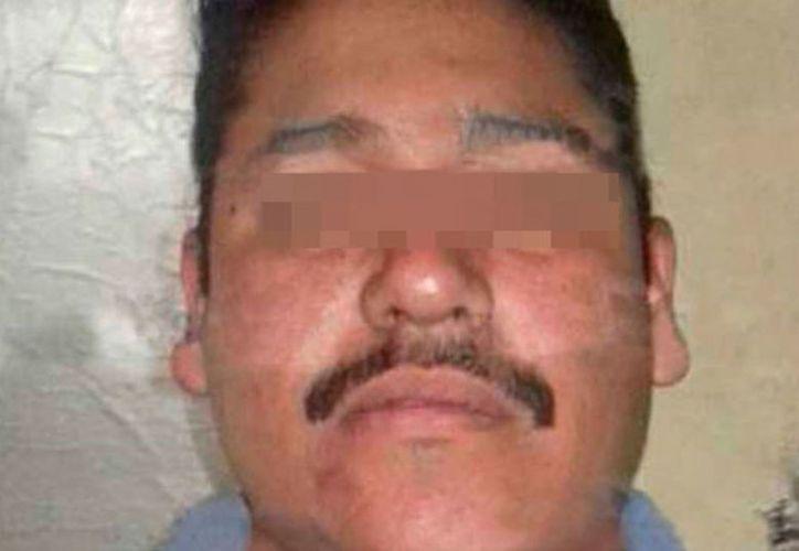 Rafael Antonio N, presunto homicida fue detenido por elementos de la Policía Municipal, y puesto a disposición del agente del Ministerio Público. (Contexto/Internet)