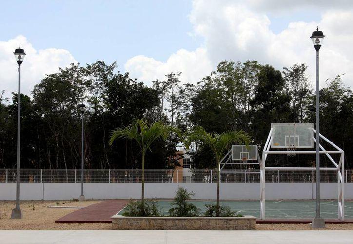 Solidaridad cuenta con 71 colonias con parques. (Luis Ballesteros/SIPSE)