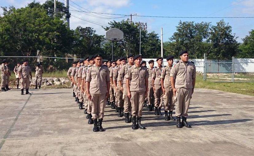 El Instituto Militarizado del Sureste fue fundado en 2007 y es la primera escuela de su tipo en el Sureste de México. (SIPSE)