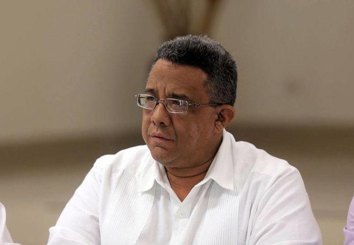 Mario Can Marín destacó los alcances del proyecto coreano para Yucatán. (Milenio Novedades)