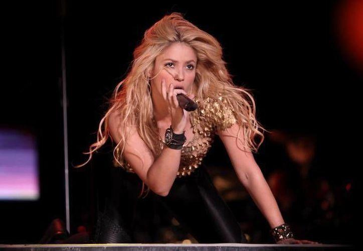 Shakira ya prepara nuevo disco, así lo dejó ver en su Instagram, donde compartió fotos de su proceso creativo. (Archivo de AP)