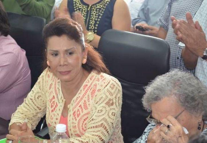 Isabel Tenorio de Villanueva ha solicitado el apoyo del gobierno estatal para que el caso de su esposo se resuelva en los mejores términos. (Internet)