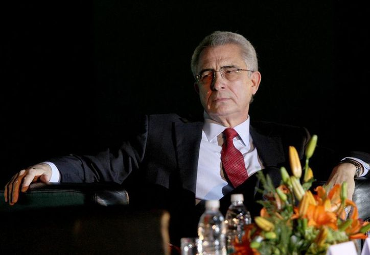 Zedillo nunca hizo comentarios sobre sus sucesores en la Presidencia. (Notimex)