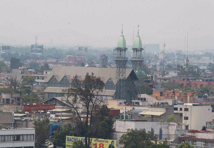 Este sábado se activó la Coningencia Ambiental en la Ciudad de México. (Notimex)