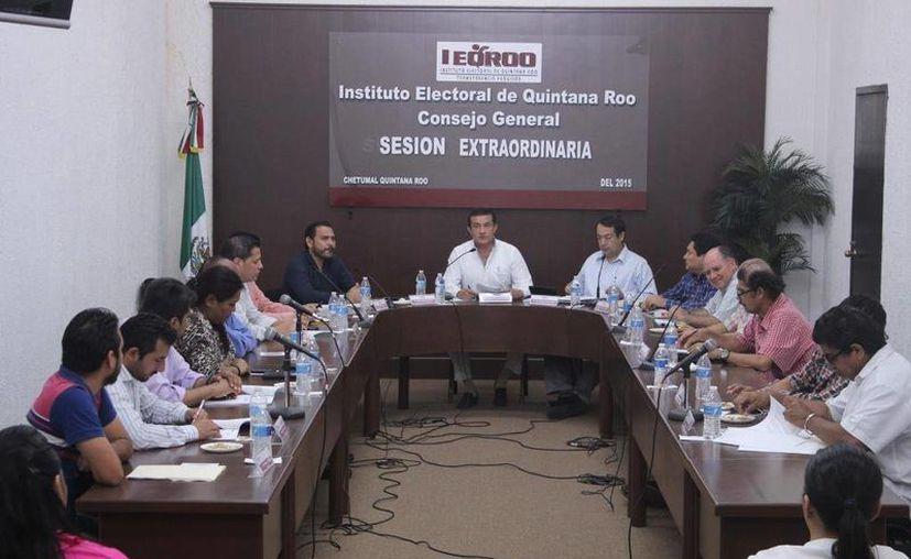Elegirán a siete consejeros del Instituto Electoral de Quintana Roo. (Gerardo Amaro/SIPSE)
