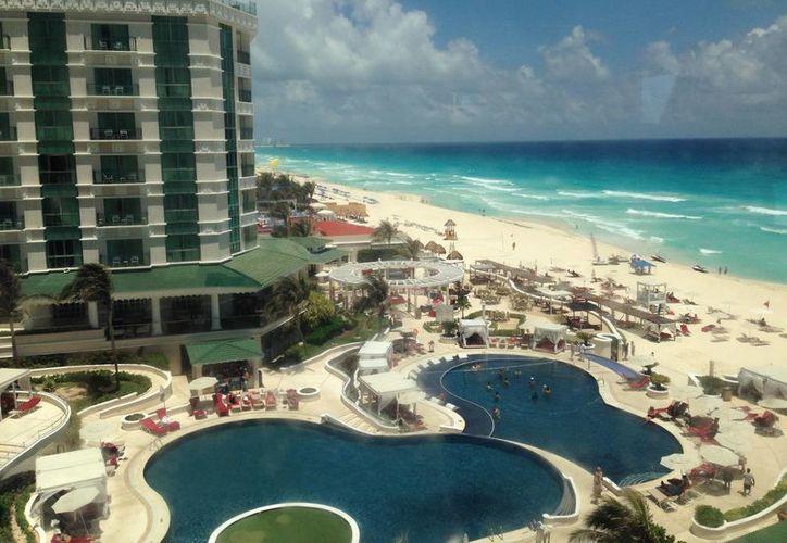 Cancún y Riviera Maya son los destinos de playa con mayor demanda. (Israel Leal/SIPSE)