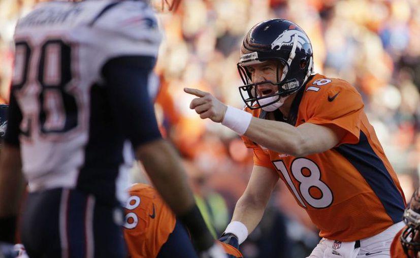 Seattle sabe que Manning lanzará el balón, pero si hay nevada habrá pocos pases de Peyton. (Agencias)