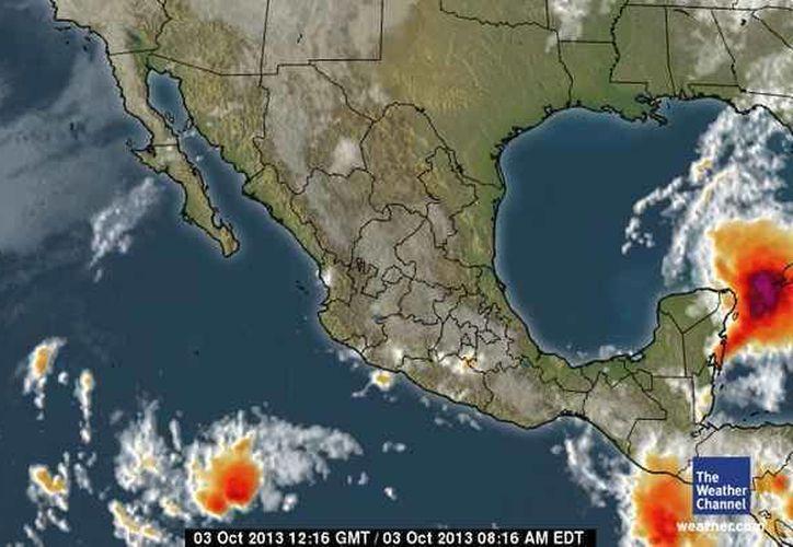 Soplarán vientos del este y noreste de 25 a 35 kilómetros por hora, con rachas ocasionales más fuertes. (espanol.weather.com)