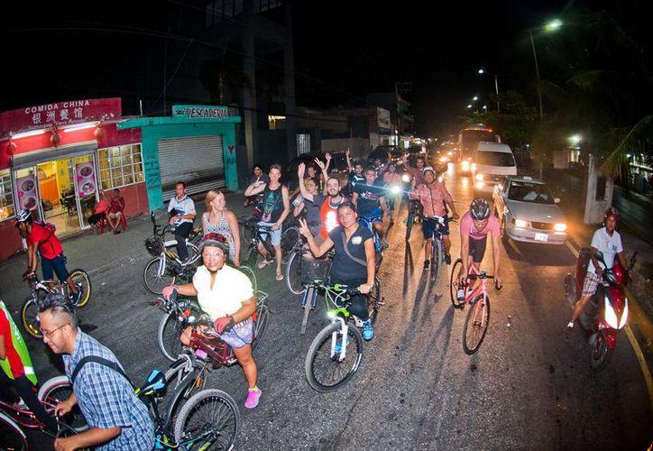 El recorrido será partiendo de la Plaza 28 de Julio. (Octavio Martínez/ SIPSE)