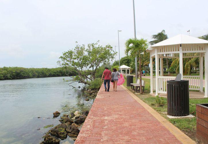 No hay presupuesto etiquetado para el proyecto de oxigenación A la Laguna Nichupté. (Foto: Ivette Ycos/SIPSE)