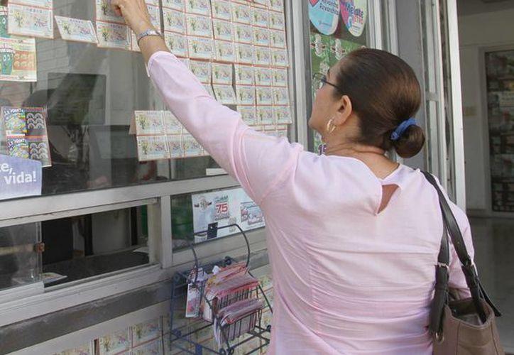 En Mérida existen múltiples formas de jugar lotería legalmente. (SIPSE)