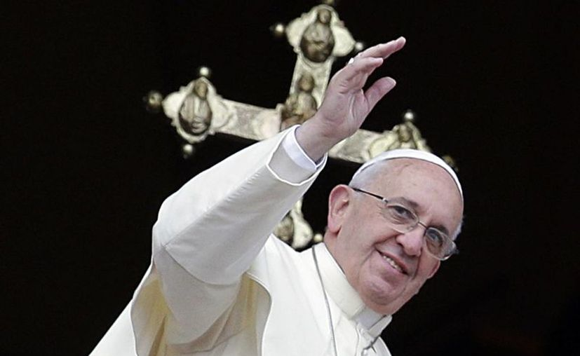 El papa Francisco fue nombrado 'Comunicador del Año' por el Instituto Europeo Tercer Milenio. (Agencias)