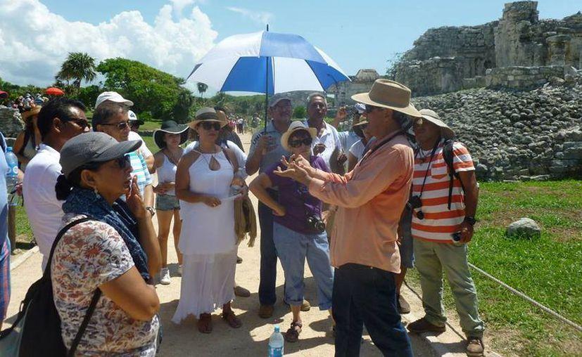 Los cursos e instructor están registrados ante la Secretaría de Turismo. (Victoria González/SIPSE)