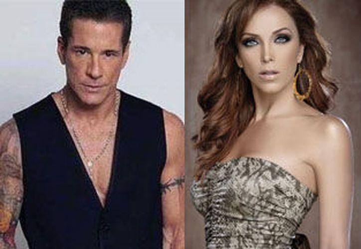 Los actores protagonizaron juntos la telenovela 'Siempre te amaré'. (Redacción/SIPSE)