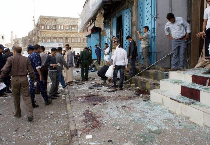 La situación de seguridad se ha deteriorado en Yemen a causa de Al Qaeda. (EFE)