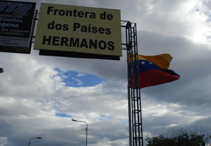 Venezuela y Colombia llevan semanas en tensión debido al cierre de fronteras ordenado por Nicolás Maduro. (Archivo/Agencias)