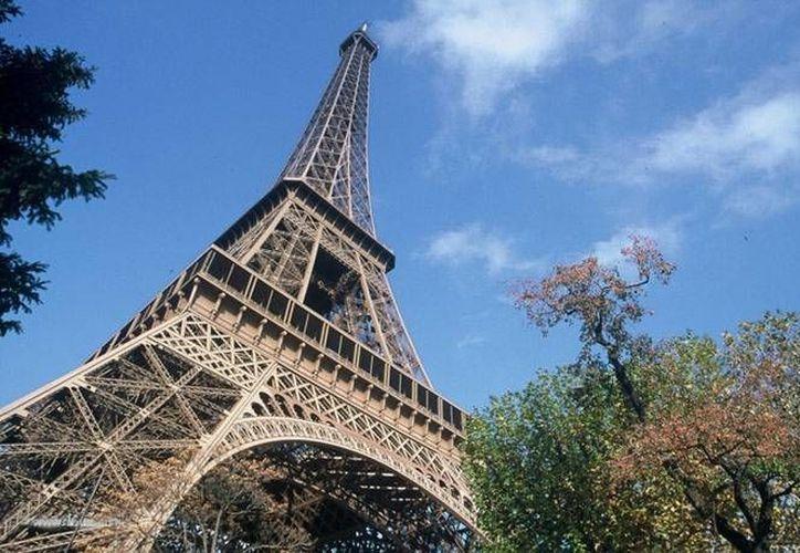 Panorámica de la famosa Torre Eiffel.(Foto: www.toureiffel.paris)