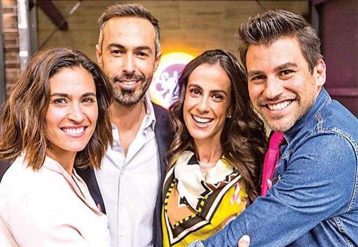 Por primera vez, las celebridades de Imagen Televisión se unirán a las celebraciones de la Virgen de Guadalupe.(Foto tomada de Imagen Televisión)