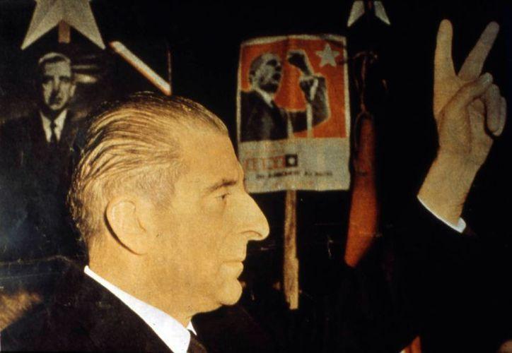 Frei Montalva falleció cuando se consolidaba como como uno de los principales opositores a la dictadura de Augusto Pinochet. (uchile.cl)