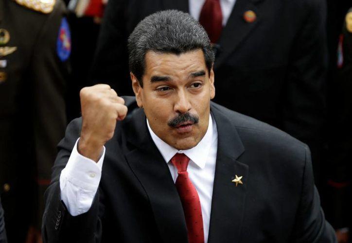 Maduro señaló que el sistema se instala en cordilleras y fronteras de Venezuela. (Archivo/Agencias)