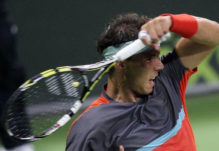 Tras derrotar a Gulbis, situado en la posición 24 del ranking mundial, Nadal se enfrentará a Peter Gojowczyk, en el escalón 162. (Agencias)